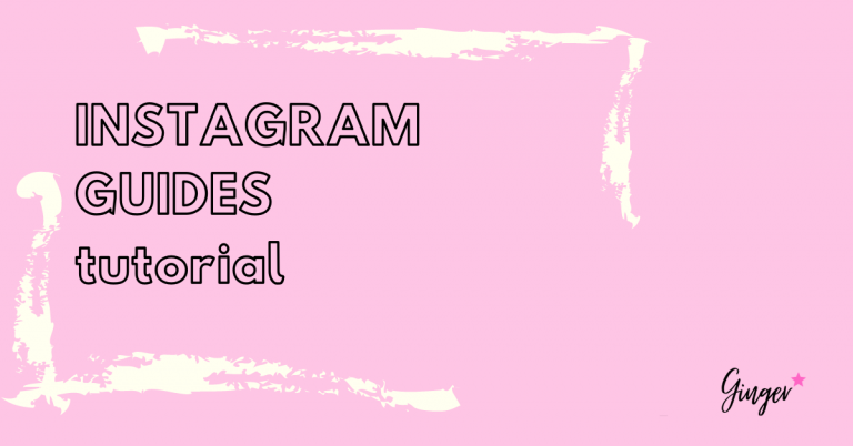 Instagram Guides Tutorial
