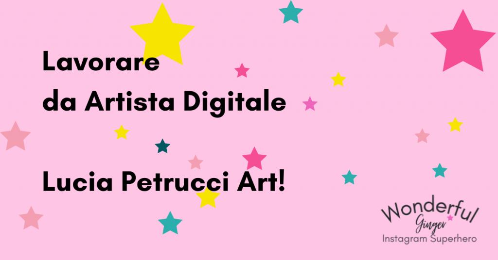 IntervistaLucia Petrucci Autostima sui tacchi Wonderful Ginger Blog