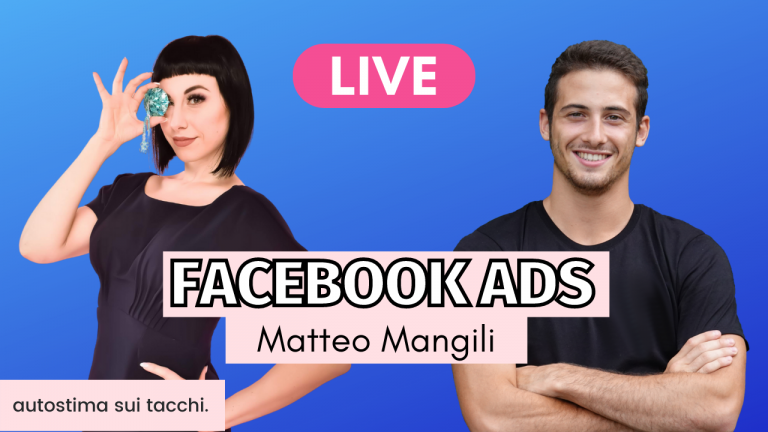 Facebook Ads con Matteo Mangili